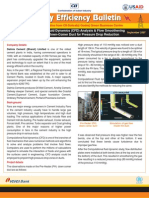 Bulletin 9 - CFD Analysis and Flow Smoothening in PH Down Comer Duct to Reduce Pressure Drop