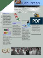QKlaburrean 2011-2012 (Resumen del curso)