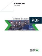 Turbine Bypass Systems