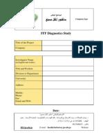 1. FFF Diagnostics Study