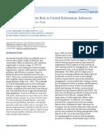 Case Study Managing Peatland Fire Risk Indonesia