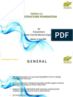Structure Foundation Design