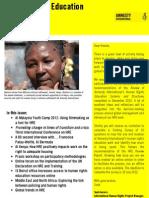HRE E-Bulletin May-June 2012