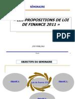 Loi de Finanace 2011