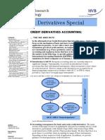 Credit Derivatives Accounting HVB Group