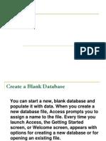 Access Presentation