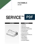 Fax Samsung SF150T