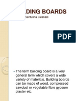 MM1 - Building Boards