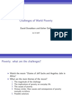 MIT_1_Challenges of World Poverty