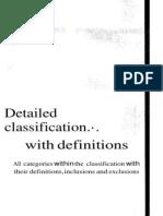 ICF Mental Functions