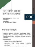 Sistemik Lupus Eritematosus