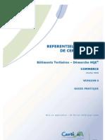 REG bâtiments tertiaires hqe _référentiel technique de certification _cstb2008