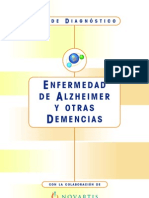 Kit de Diagnostico Para Alzheimer y Otras Demencias