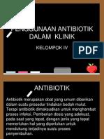 penggunaan antibiotik dalam bedah