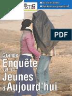 Grande Enquêtte sur les jeunes 2006
