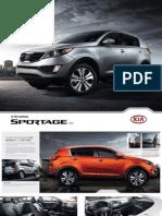 Brochure Kia Sportage 2011 Fr