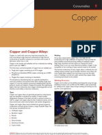 Weldilng Consumables Copper