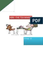 ABN-the tea maker