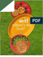 Witf Cookbook