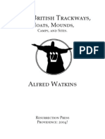 Alfred Watkins Lecture