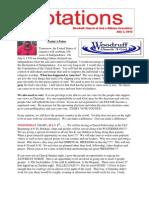 Bulletin 7.3.12