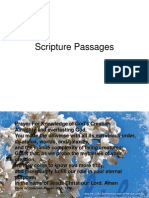 Scripture Passages