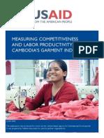 Cambodia Garment Sector Main Report Nathan