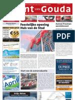 De Krant Van Gouda, 5 Juli 2012
