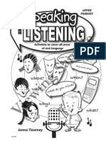 27054592 6252IRE Speaking and Listening Upper Primary
