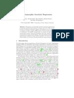 Metamorphic Geodesic Regression Micca i 2012