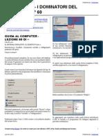 Guida al Computer - Lezione 60 - Il Sistema Operativo - Il Desktop Parte 2