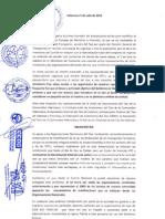 Manifiesto Firmado Por Las Asociaciones Valencianas