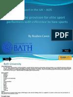Reuben Caven Bath Uni Presentation – AO5