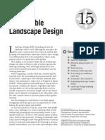 15 Sustainable Landscape Design