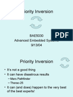 Priority Inversion(2)