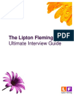The Lipton Fleming Ultimate Interview Guide