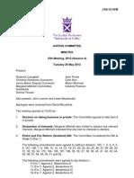 Minute of Proceedings of Meeting 29 May 2012 (91KB pdf).pdf