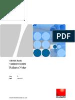 GENEX Probe V100R005C01B050 Release Notes