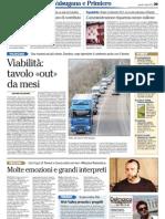 Omar Rottoli su L'Adige del 5 luglio 2012