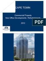Commercial Property Developments Cape Town 2012 Edited