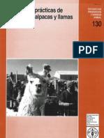 Manual de Practicas de Manejo de Llamas y Alpacas
