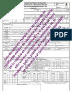 URG-FO-004 Historia Clinica de Atención y/o Traslado Programa Atención Prehospitalaria APH