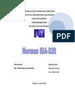 NORMAS ISA20