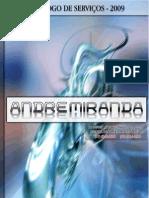Catalogo de Servicos - AndreMiranda - 2009