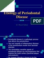 7 Etiology of Periodontal Disease