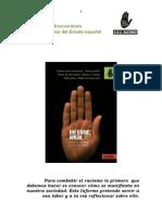 Informe anual de SOS Racismo sobre el racismo en España