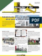Periódico desde la U Edición de Junio de 2012