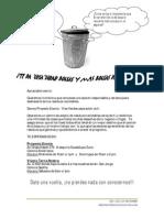Opción responsable acopio de residuos