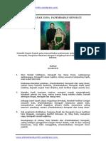 Babad Tanah Jawa Panembahan Senopati