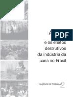 Cartilha a Omc e Os Efeitos Destrutivos Da Indstria Da Cana No Brasil - Portugus